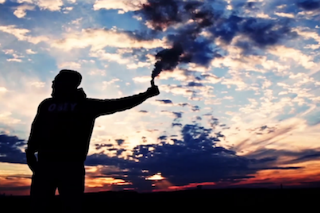 "Flosstradamus – ""Look At The Sky"" (Feat. Deniro Ferrar) Video (Stereogum"