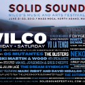 Solid Sound 2013 Lineup