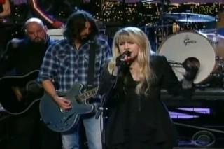 Watch Sound City Players And Stevie Nicks On <em>Letterman</em>