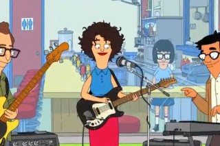Watch Animated St. Vincent Cover A <em>Bob'