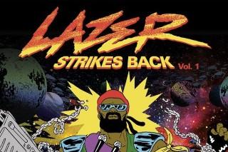 Download Major Lazer <em>Lazer Strikes Back Vol. 1</em>
