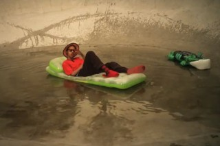 "Earl Sweatshirt – ""Whoa"" Video (Feat. Tyler, The Creator)"