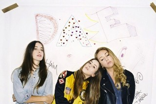"""HAIM – """"I'll Try Anything Once"""" (Strokes Cover)"""