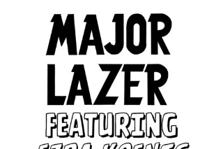 "Major Lazer – ""Jessica"" (Feat. Ezra Koenig)"