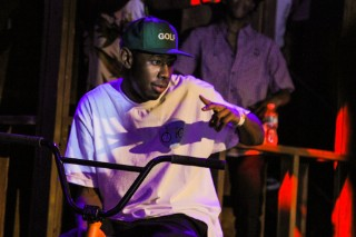 Tyler, The Creator @ Music Hall Of Williamsburg, Brooklyn 3/23/13
