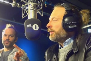 "Hear Radiohead's ""Harmonics Loop,"" Thom Yorke's ""Has Been"" In BBC Essential Mix"