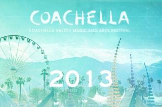 Coachella 2013 Set Times