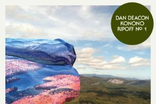 """Dan Deacon – """"Konono Ripoff No. 1″"""