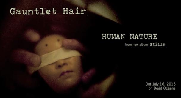 Gauntlet Hair Human Nature