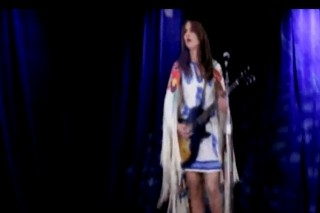 Watch Hologram Feist Play Three Cities At Once