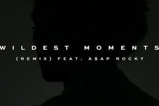 "Jessie Ware – ""Wildest Moments (Remix)"" (Feat. A$AP Rocky)"