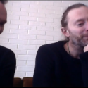 Watch Thom Yorke & Nigel Godrich Answer Questions From Teenage Girls