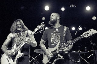 Q&A: Baroness Frontman John Dyer Baizley On His Recovery Albums, Performing Solo, And Returning To The Road