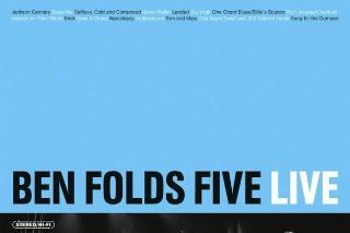 Stream <em>Ben Folds Five Live</em>