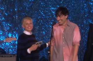 Watch Grizzly Bear Play <em>Ellen</em>
