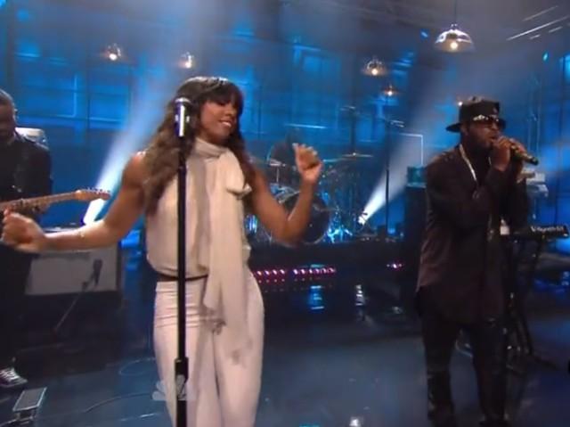 The-Dream & Kelly Rowland