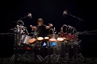 Watch Wilco's Glenn Kotche In A Faucet Commercial