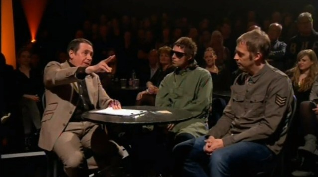 Beady Eye and Jools