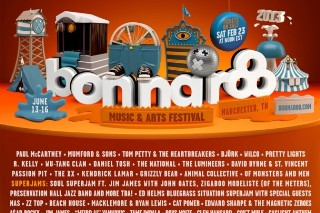 Bonnaroo 2013 Schedule