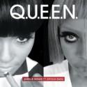 "Janelle Monáe – ""Q.U.E.E.N."" (Feat. Erykah Badu) (Prince Remix)"