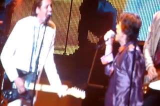 Watch Win Butler Join The Rolling Stones In Montreal