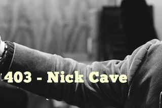 Listen To Nick Cave On Marc Maron&#8217;s <em>WTF</em>
