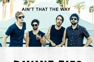 "Divine Fits – ""Ain't That The Way"" & ""Chained To Love"" Lyric Videos"