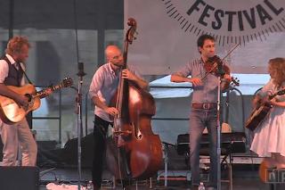 "Watch Andrew Bird Debut ""Begging Questions"" At Newport Folk Festival"