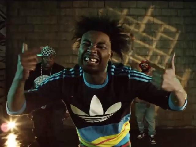 """E-40 - """"All My Niggas"""" video"""