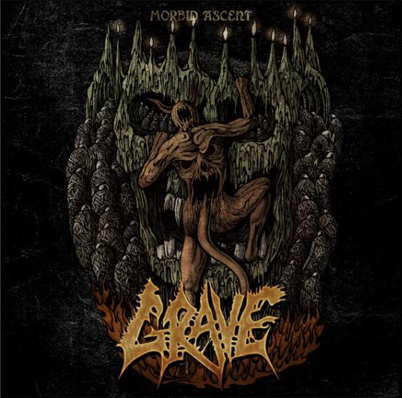 Grave - Morbid Ascent