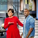 Kanye To Appear On Kris Jenner's Talk Show This Friday