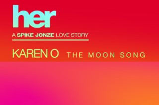 "Karen O – ""The Moon Song"""