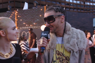 Watch Grimes Interview 2 Chainz, Riff Raff, Snooki, Richard Simmons, & More On The