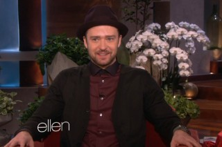 Watch Justin Timberlake On <em>Ellen</em>