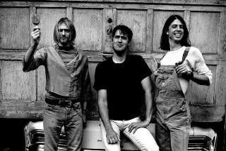 Hear Dave Grohl And Krist Novoselic Share And Discuss <em>In Utero</em> Outtakes On All Songs Considered