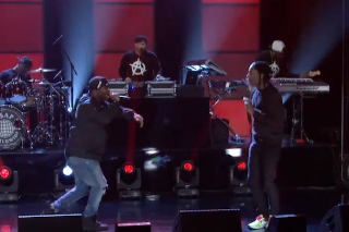 Watch A$AP Ferg &#038; A$AP Rocky Play <em>Arsenio</em>