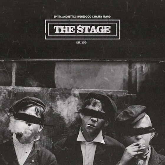 Curren$y & Smoke DZA - The Stage