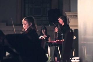 "Julianna Barwick – ""Crystal Lake"" Live At Judson Church Video"