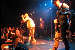 "Watch Fucked Up Debut ""Year Of The Dragon"" In NYC"