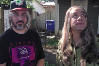 "Watch Fred Armisen & J Mascis Cover TLC's ""Waterfalls"" In Boston"