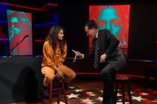 Watch M.I.A. On <em>Colbert</em>