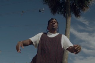 "Pusha T – ""Hold On"" (Feat. Rick Ross) Video"