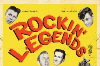 Rockin&#8217; Legends To Pay Tribute To Jack White On <em>Rockin&#8217; Legends Pay Tribute To Jack White</em>