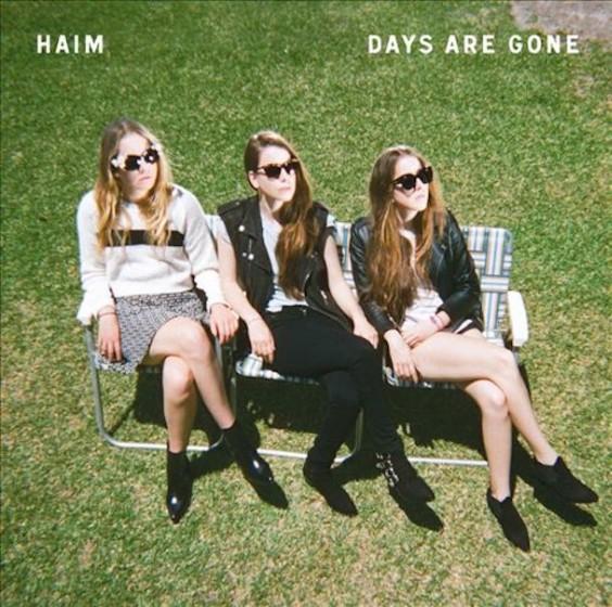 HAIM - <em>Days Are Gone</em> (Polydor)