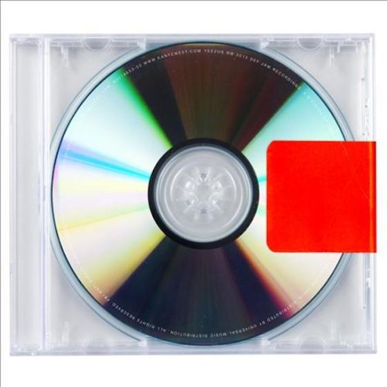 Kanye West - <em>Yeezus</em> (Roc-A-Fella/Def Jam)