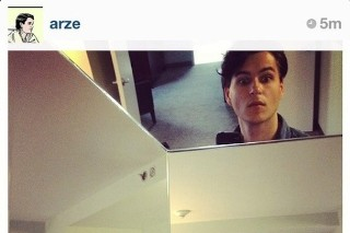 "Ezra Koenig Weighs In On ""Selfies"""
