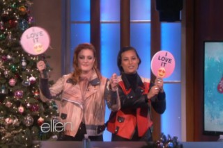 Watch Icona Pop Play &#8220;All Night&#8221; And An &#8220;I Don&#8217;t Care/I Love It&#8221; Game On <em>Ellen</em>