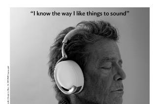 Watch Lou Reed's Parrot Zik Headphones Commercial