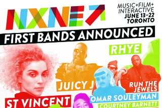 NXNE 2014 Initial Lineup