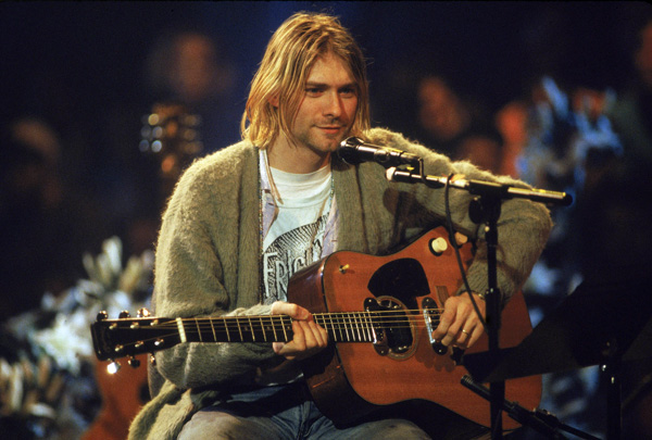 Nirvana Unplugged Wallpaper Nirvana Unplugged Premiered 20